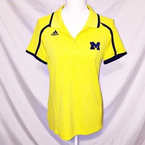 U of M Polo Size M